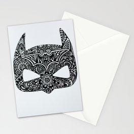 FANCY Batmask Stationery Cards