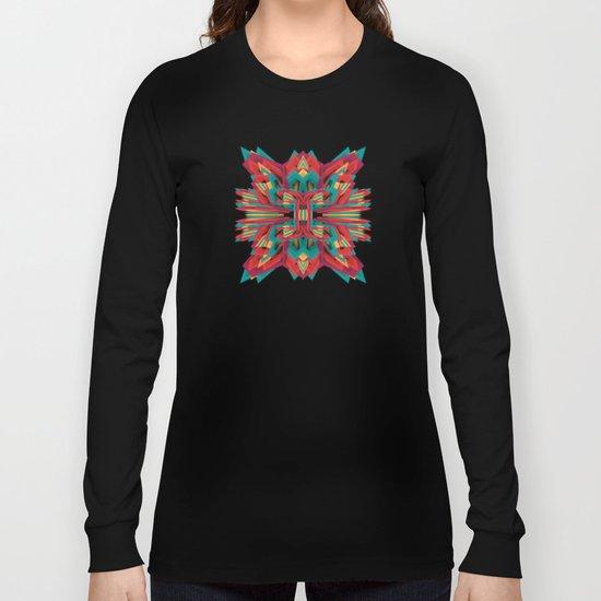 Summer Calaabachti Heart Long Sleeve T-shirt