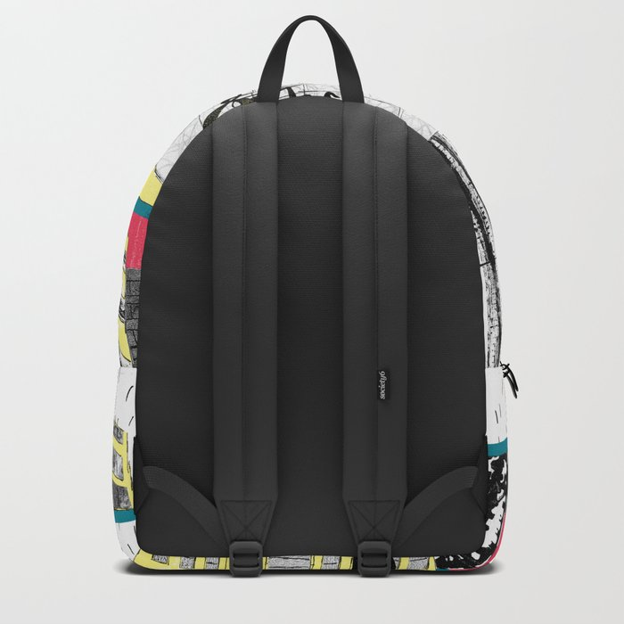 il diluvio Backpack