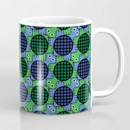 Tesselating Turtles Coffee Mug