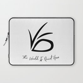 VFD - A Series of Unfortunate Events Laptop Sleeve