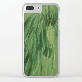 The man 6 Clear iPhone Case