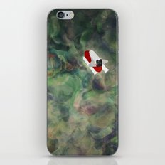 Rocket Ship iPhone & iPod Skin