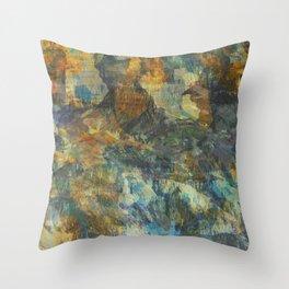 South Rim #3 Throw Pillow