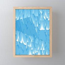 Wisp. Framed Mini Art Print