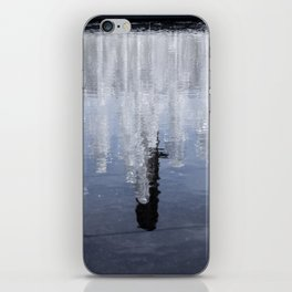 Tower Reflection iPhone Skin