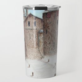 Castell Coch (Red Castle) - Winter Travel Mug