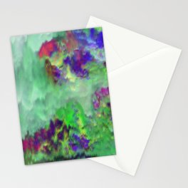 Jade Storm Stationery Cards