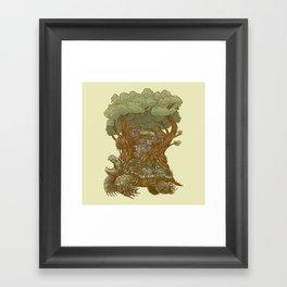 Atlas Reborn Framed Art Print