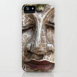 Inner Peace by Mandy Ramsey, Haines, Alaska iPhone Case