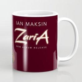 """Ian Maksin """"ZARIA"""" new album release memorabilia Coffee Mug"""