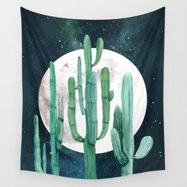 Desert Nights 2 Wall Tapestry