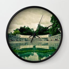 The Children of Lir Wall Clock