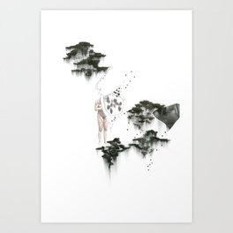Numinous 0.2 Art Print