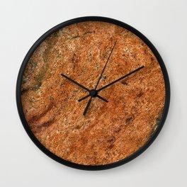 Granite Pattern 43 Wall Clock