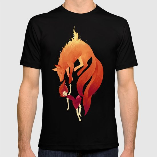 Fire Fox T-shirt