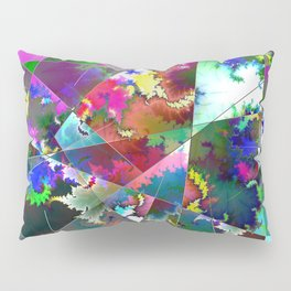face to face Pillow Sham