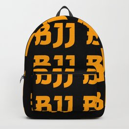 BJJ Repeating Backpack