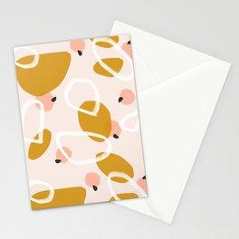 Abstract Fall III #society6 #abstractart Stationery Cards