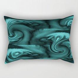 Waves in Motion Rectangular Pillow