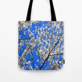 Cherry Blossoms in DC Tote Bag