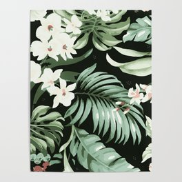 Jungle blush Poster