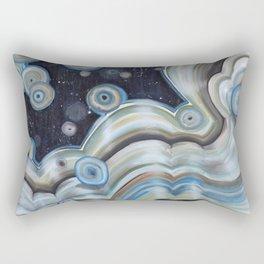 space agate Rectangular Pillow