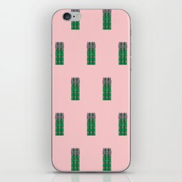 Vegetable: Asparagus iPhone Skin
