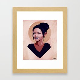 Doogs Framed Art Print