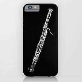 Bassoon iPhone Case