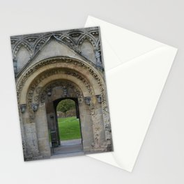 Glastonbury Abbey 1 Stationery Cards