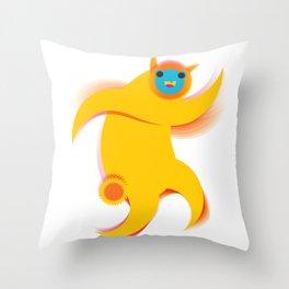 Robert Throw Pillow