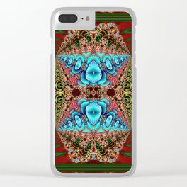 Splendid Indifference Clear iPhone Case