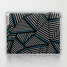 Ab Linear Inverted with Electric Laptop & iPad Skin
