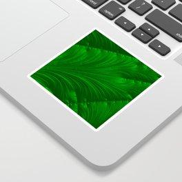 Renaissance Green Sticker