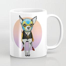 Chihuahua - Luchador  Coffee Mug