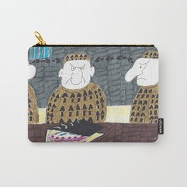 Look! It's A Cake.....IN A FILE!!!!! Carry-All Pouch