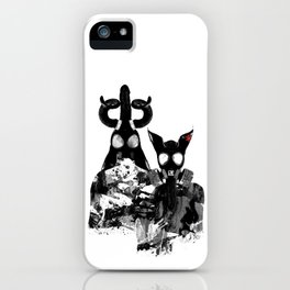 Masks iPhone Case