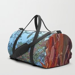 Stripping Beauty Duffle Bag