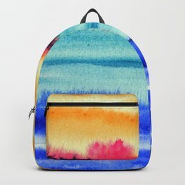 Sunset beauty Backpack