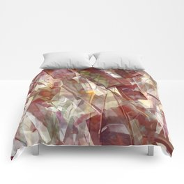 Construction of Light Comforters