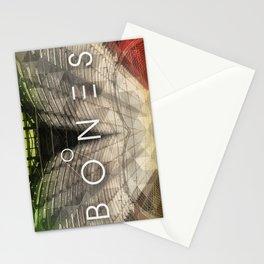Bones Stationery Cards