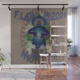 The Flatwoods Monster 1952 Wall Mural