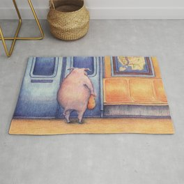 The Commuters Rug
