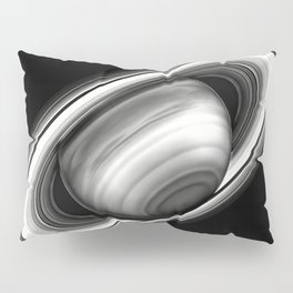 Saturn and Rings Pillow Sham