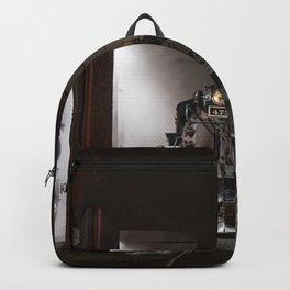 Locomotives Photograph Backpack