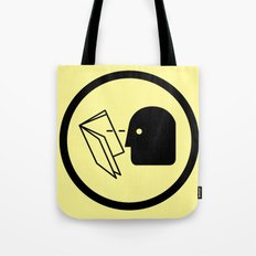 Wise Up Tote Bag
