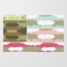 Color Splash Quilt  Rug