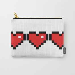 Pixel Heart... Carry-All Pouch