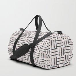 AFE Basket Weave2 Duffle Bag